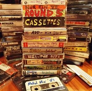Cassettes (5/27/12)