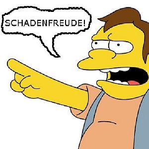 Schadenfreude (5/3/09)